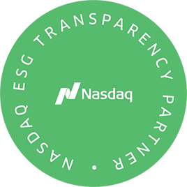 NASDAQ ESG TRANSPARENCY PARTNER